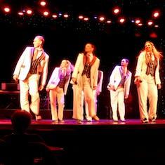 Amsterdam Singers & Dancers performing