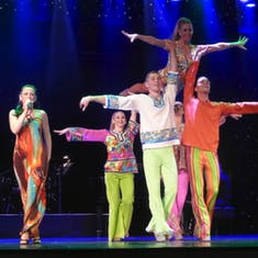 Amsterdasm Singers & Dancers - Queen's Lounge