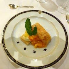 Dessert choice in MDR