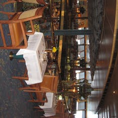 Main Dining Room---Ryndam