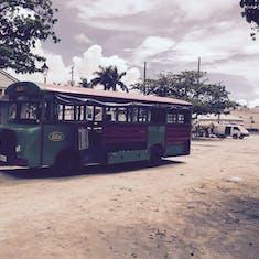 Bridgetown, Barbados - Open Air Jitney