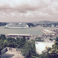 Castries, St. Lucia - Adventure of the Seas