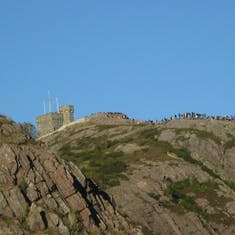 St. John's thousands saying goodbye to our big ship