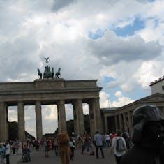 Berlin--Brandenburg Gate