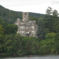 Scotland--Loch Loman