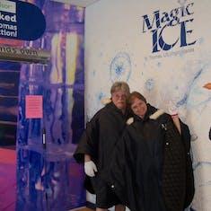 Charlotte Amalie, St. Thomas - Magic Ice ice bar.