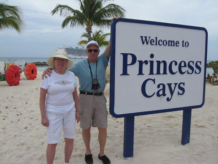Princess Cays (Cruise Line Private Island) - Nuf said