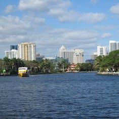 Ft. Lauderdale (Port Everglades), Florida - Venice of America