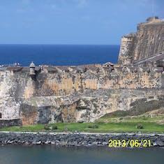 San Juan, Puerto Rico - Approaching San Juan.