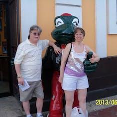 San Juan, Puerto Rico - Senor Frog's.
