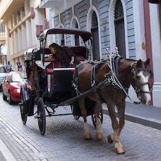 San Juan, Puerto Rico - Just passing by.