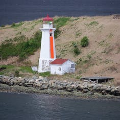 Lighthouse in Halifax.