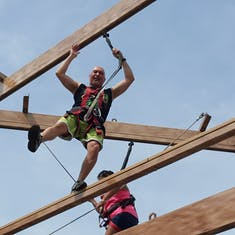 Getaway Ropes course