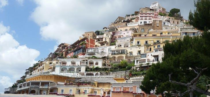 Naples, Italy - Sorrento