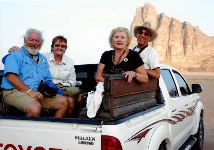 Wadi Rum Jordan 4X4 Drive - Amsterdam