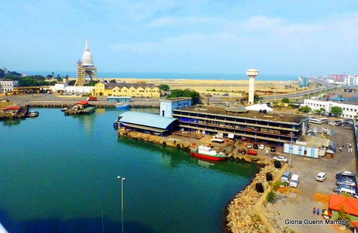 Harbor Area Colombo, Sri Lanka - Amsterdam