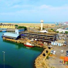 Harbor Area Colombo, Sri Lanka