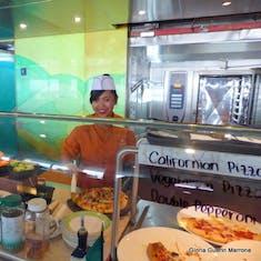 Lido Restaurant - Pizza Station