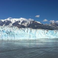 "The Hubbard ""Galloping"" Glacier - beautiful and impressive!"