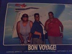 Embarkation Day Photo
