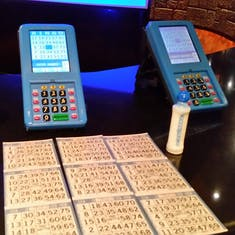 Bingo got serious since I last played! And expensive!!