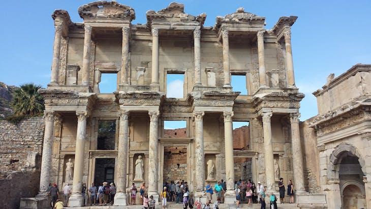 Ephesus - Library at Ephesus