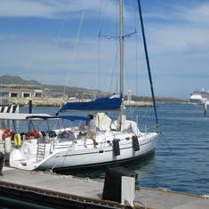 Miracle from shore in Cabo San Lucas