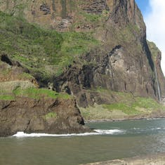 Madeira-land of cliffs and waterfalls