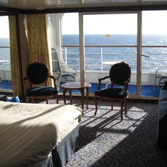 Our cabin, loved it