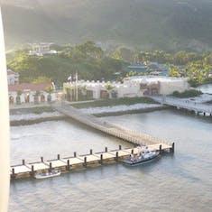 Port at Amber Cove