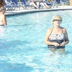 Me in the Grand Turk Pool