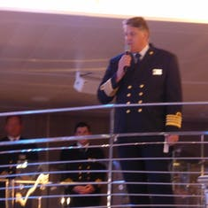 Captain Darin