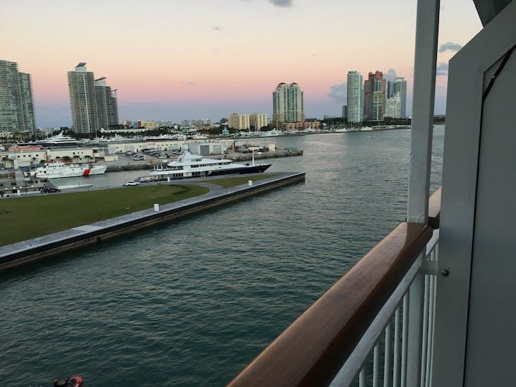 Port of Miami  - Norwegian Sky