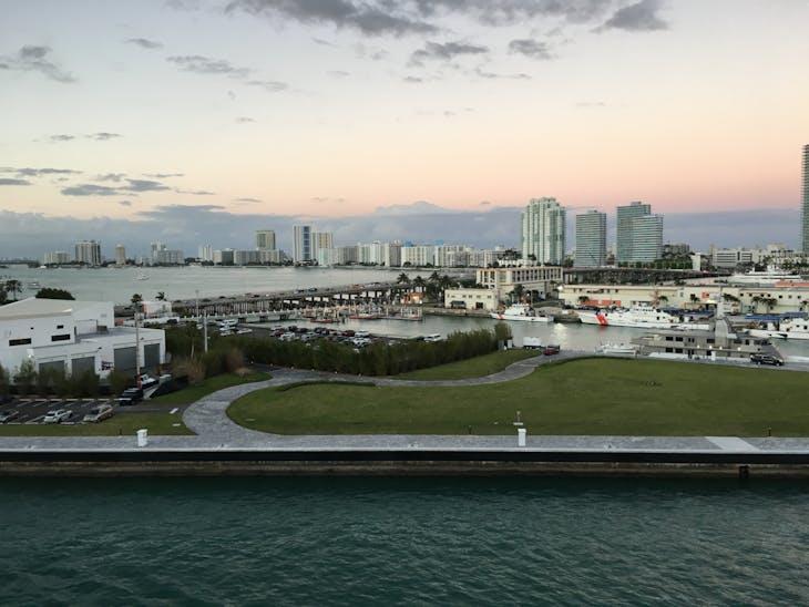 Miami  - Norwegian Sky