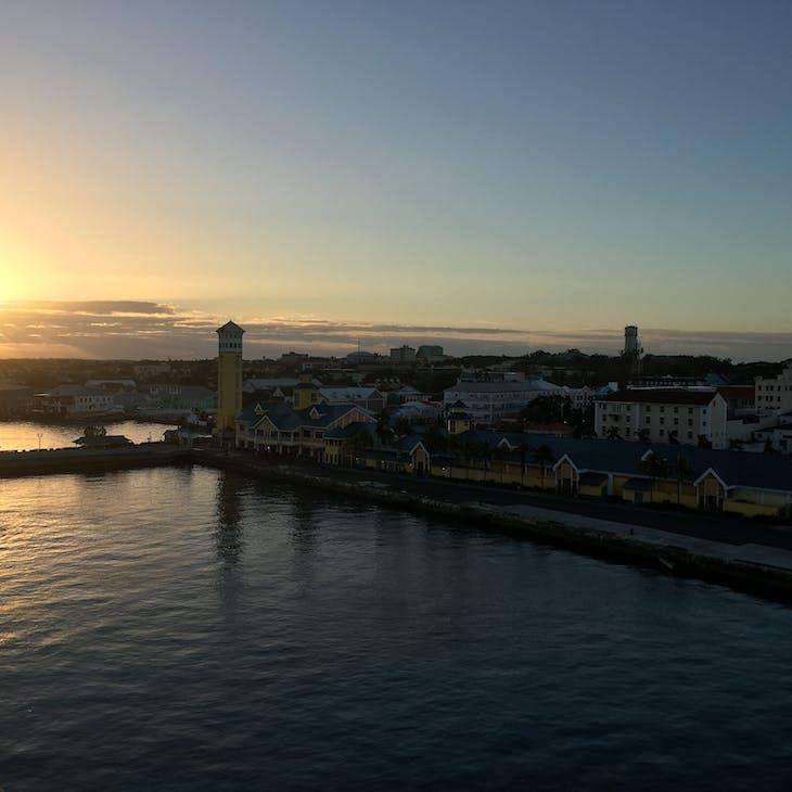 Nassau  - Norwegian Sky
