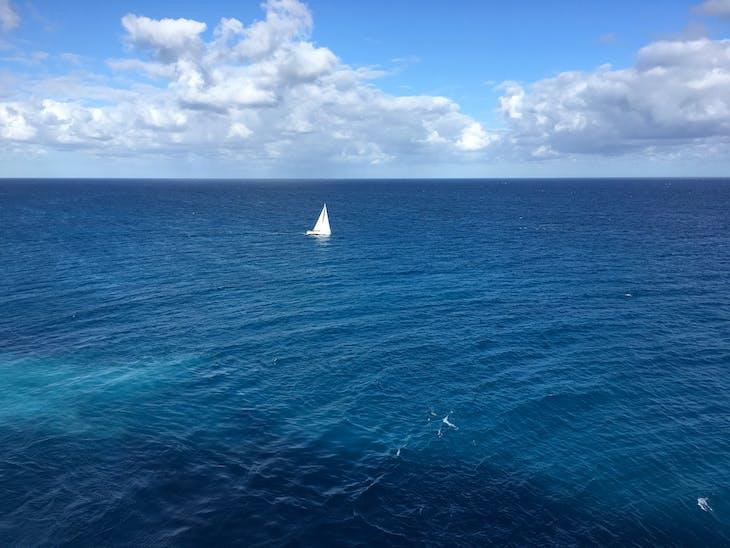At  Sea  - Norwegian Sky