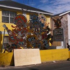 Junkanoo Headquarters, Nassau