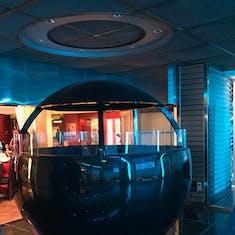 The Quasar bar and nightclub