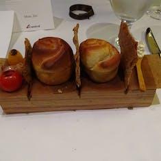 Lavosh, Chef's Table