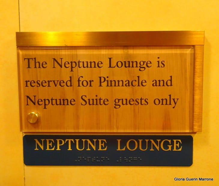 Port Canaveral, Florida - Signage by Neptune Lounge