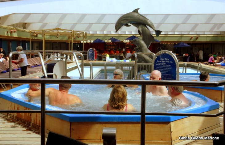 Port Canaveral, Florida - Lido Whirlpool
