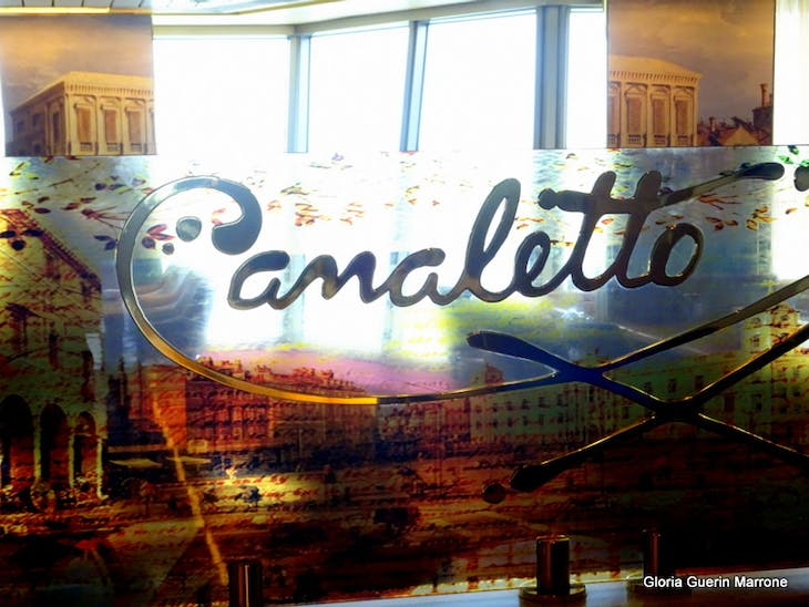 Port Canaveral, Florida - Canaletto Restaurant