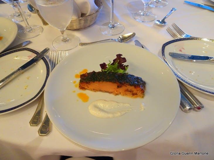 Salmon Appetizer - Veendam