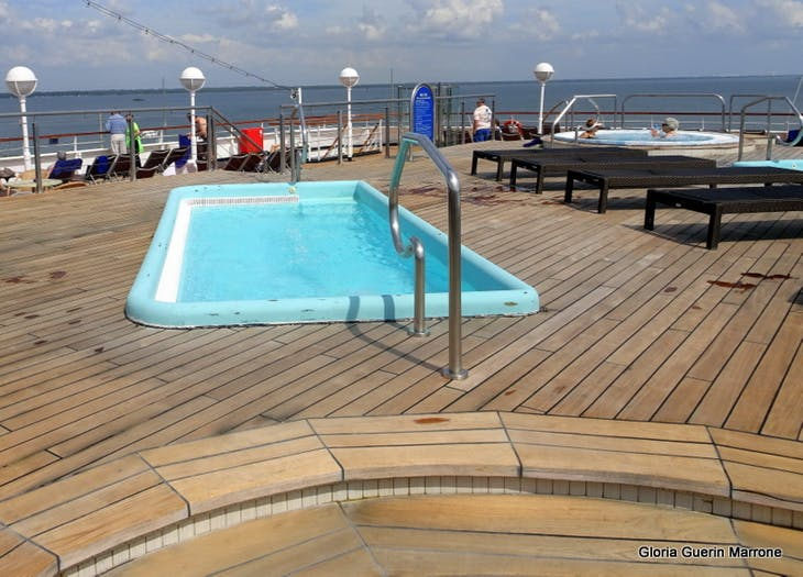 Port Canaveral, Florida - Shallow Pool - The Retreat