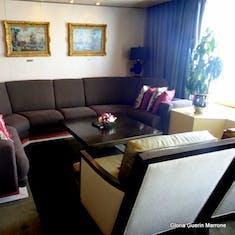 Port Canaveral, Florida - Living Room
