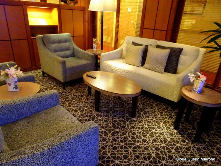 Port Canaveral, Florida - Living Room in Suite