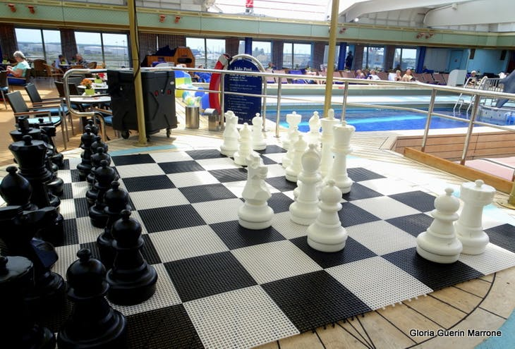 Port Canaveral, Florida - Giant Chess Set