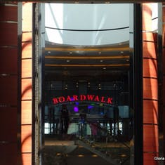 Boardwalk Neighborhood - Row Boat