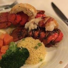 Lobster night is my favorite!