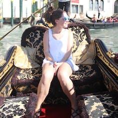 Venice, Italy - Obligatory gondola ride